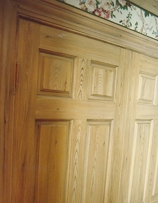 Woodgraining Malcolm Connell Specialist Interior Painter